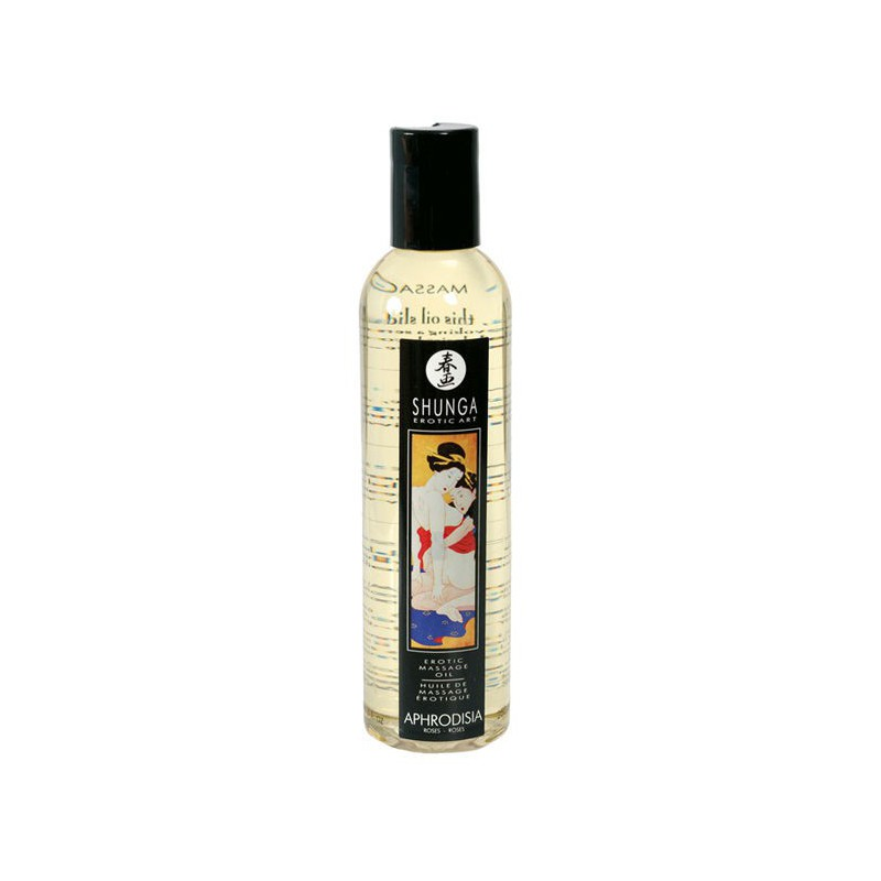 SHUNGA EROTIC MASSAGE OIL APHRODISIA