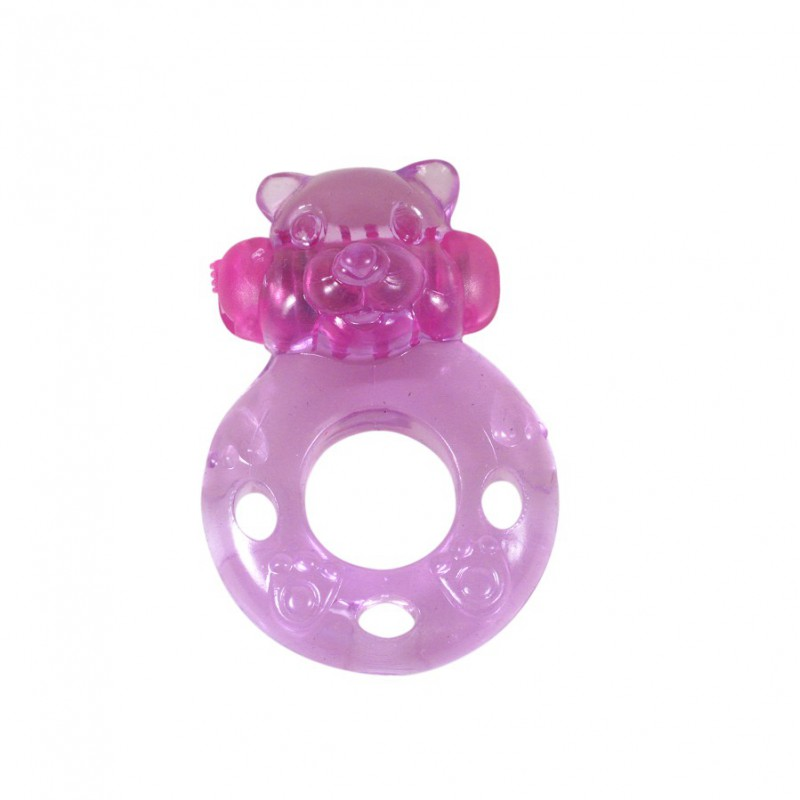 ALIVÉ POWER RING BUBBLE ROSA