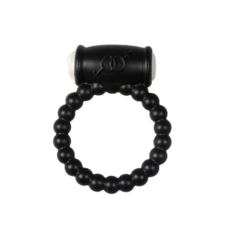 ALIVE POWER RING SYMBOL NEGRO